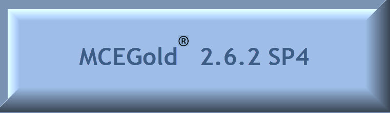 MCEGold 2.6.2 SP4 download